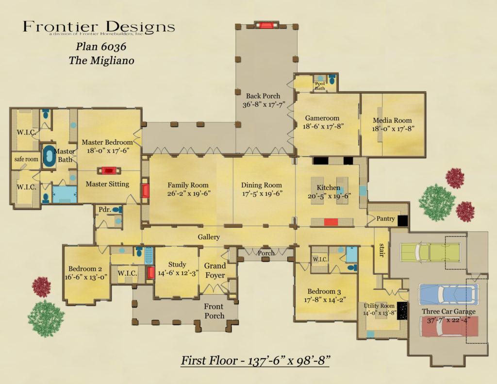 6036 first floor