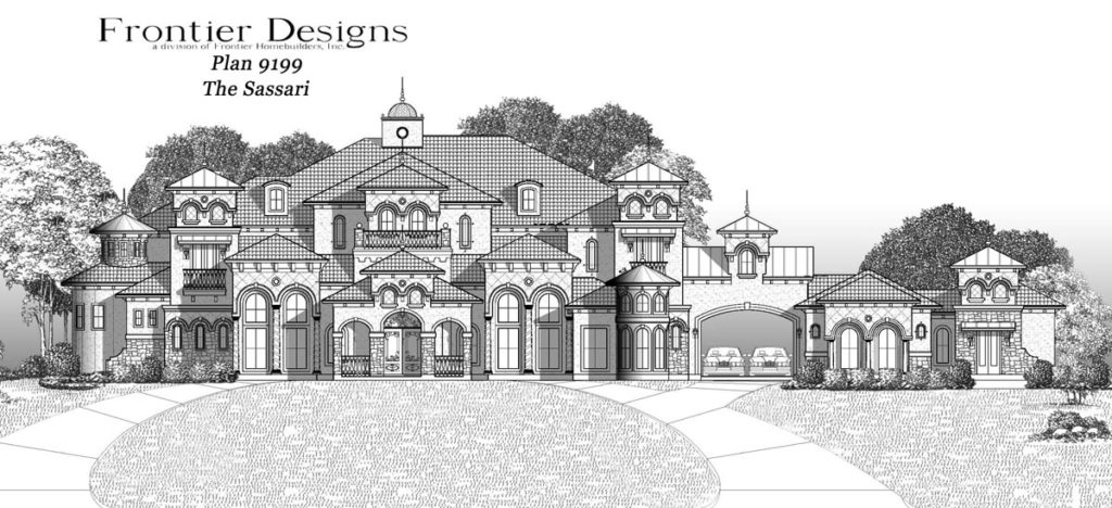 Nazirali decorative front elevation.psd