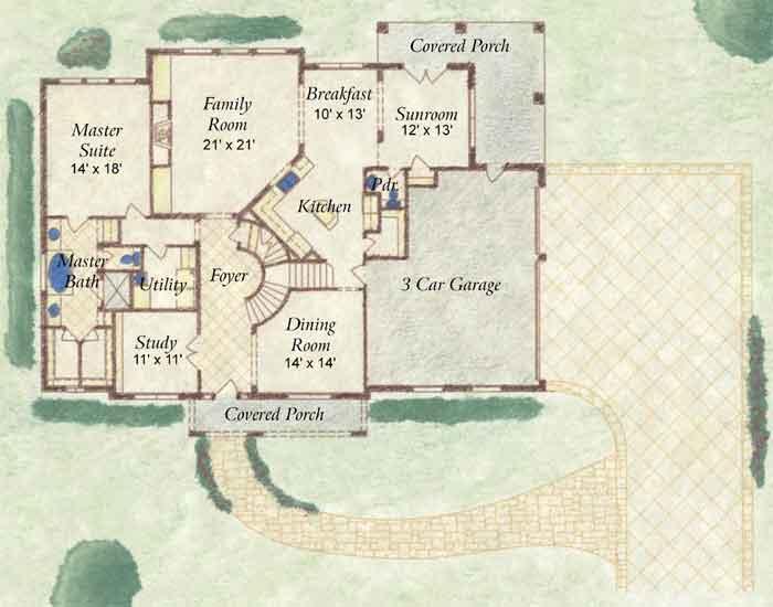 3450 First Floor