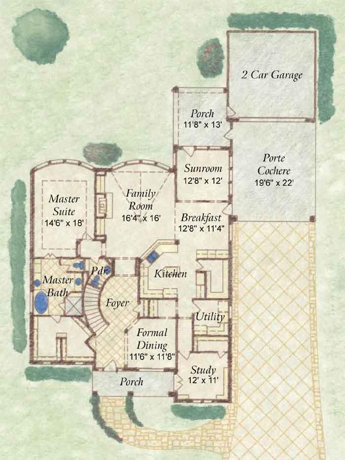 3477 First Floor