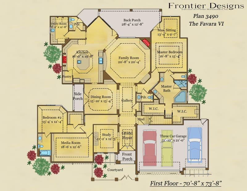 3490 First Floor