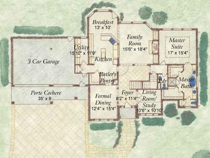 3502 First Floor