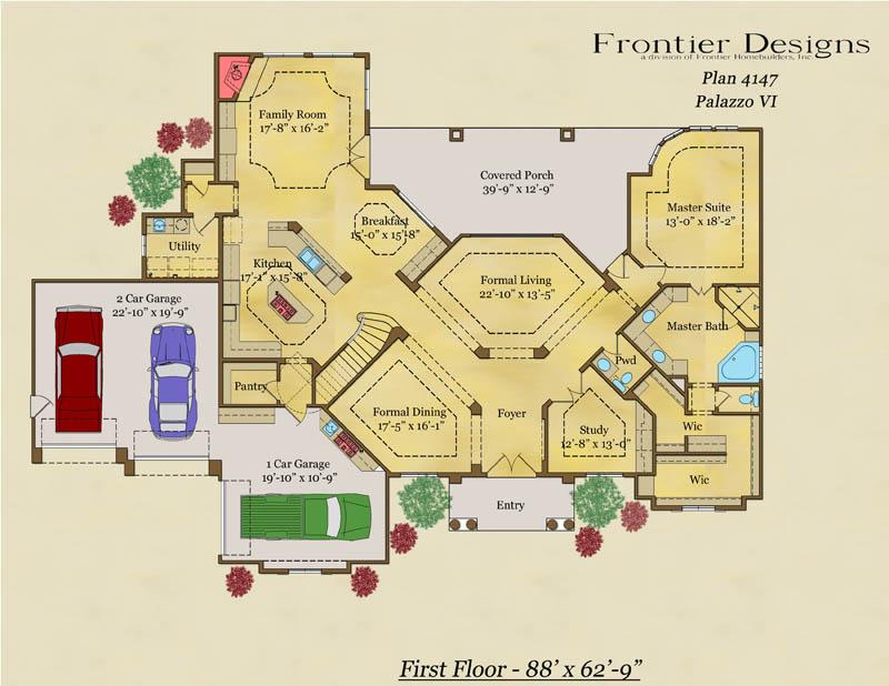 4147 First Floor Palazzo VI