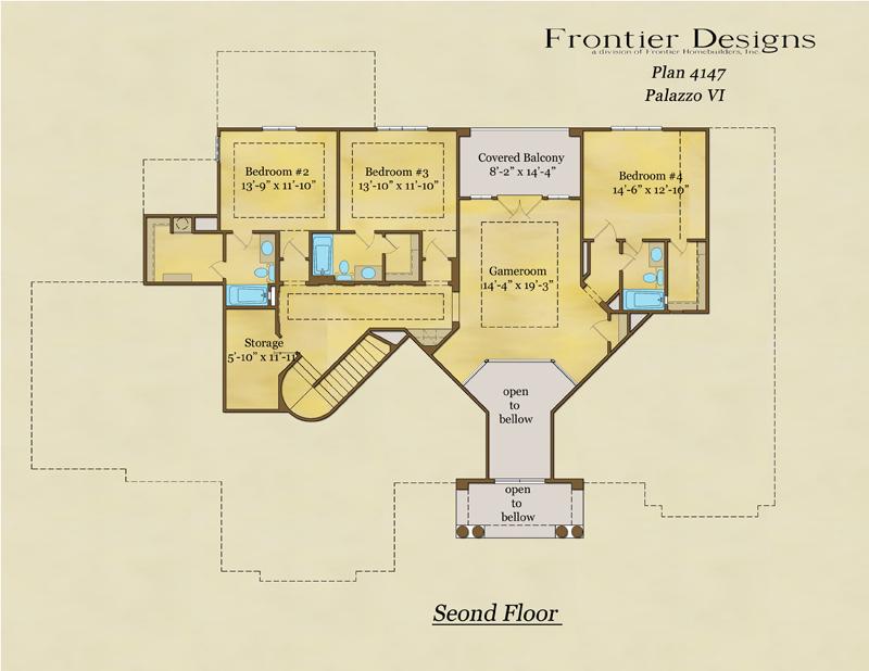 4147 Second Floor Palazzo VI
