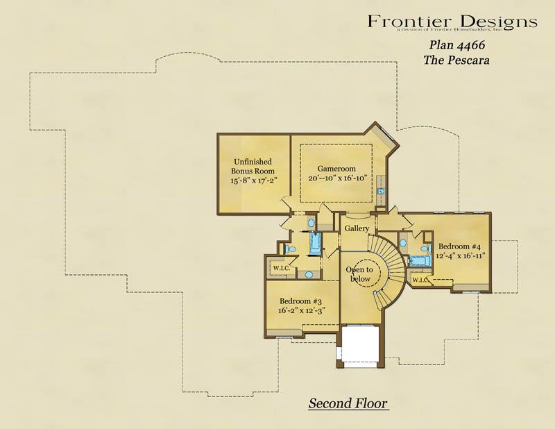 4466 Second Floor Pescara