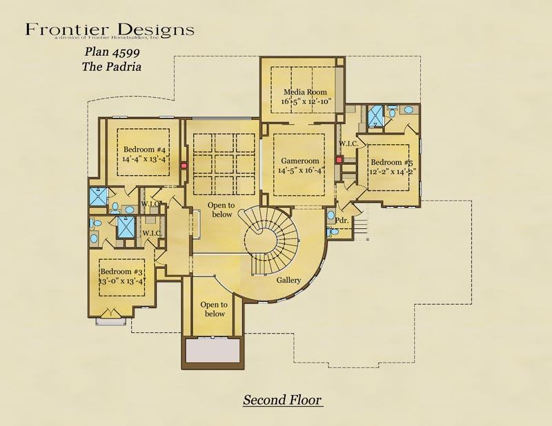 4599 Second Floor Padria