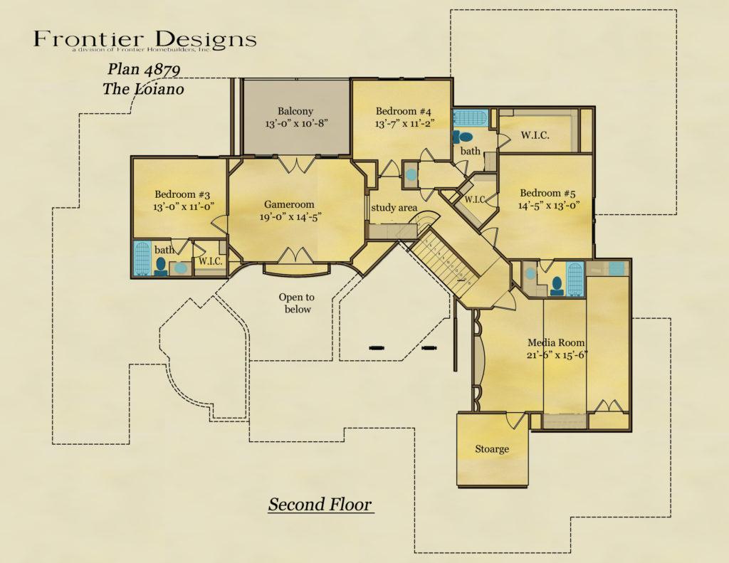4879 Second Floor