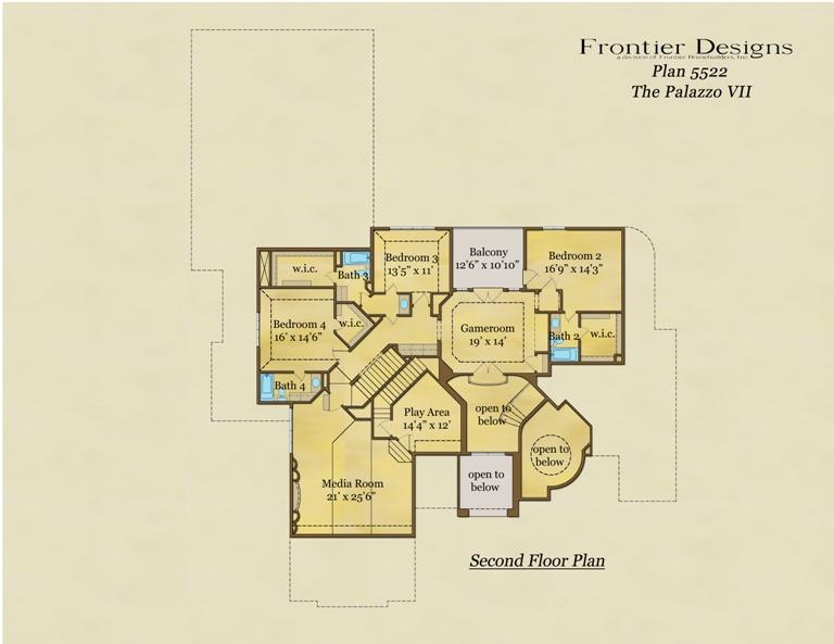 5522 Second Floor Palazzo VII