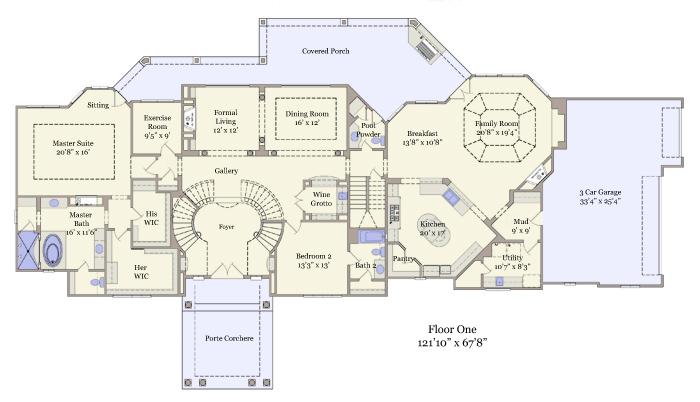 5709 First Floor