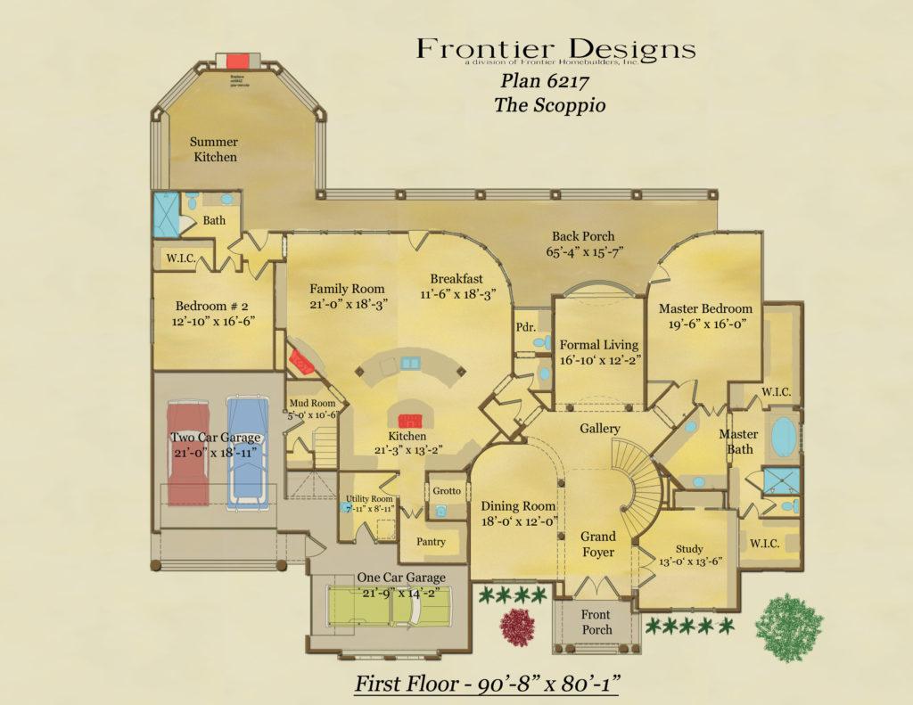 6217 First Floor Scoppio