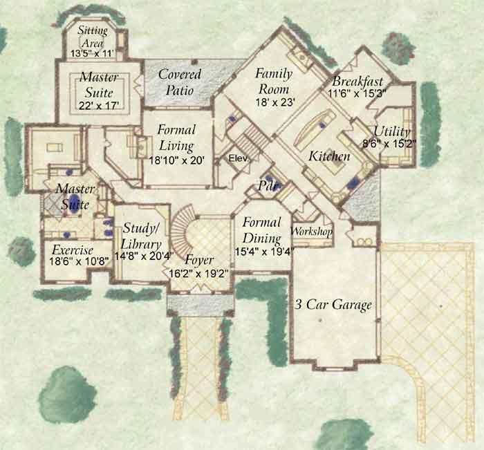7366 First Floor
