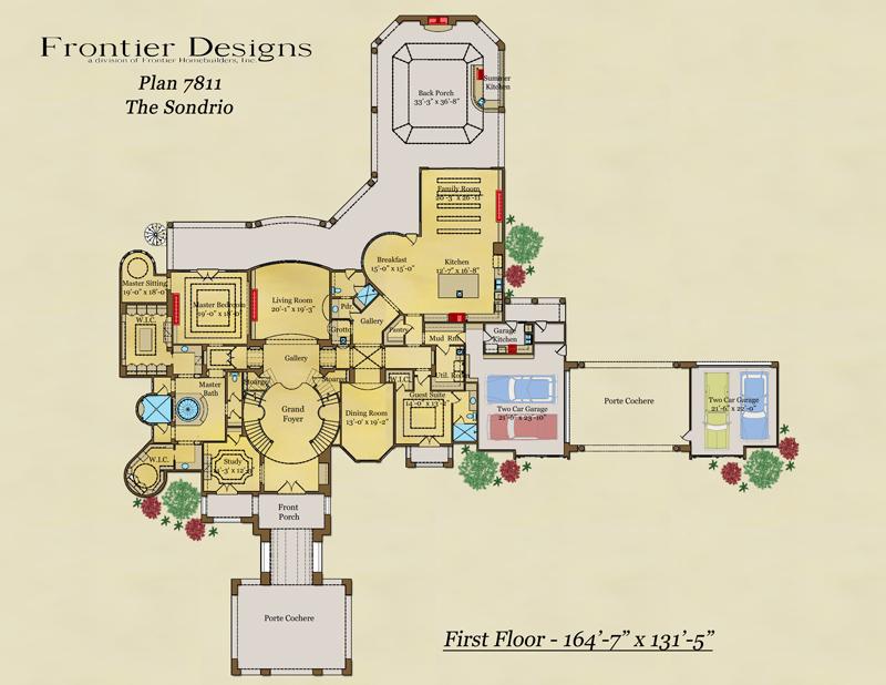 7811 First Floor Sondrio