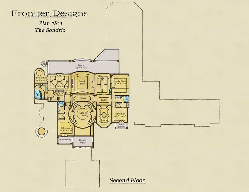 7811 Second Floor Sondrio