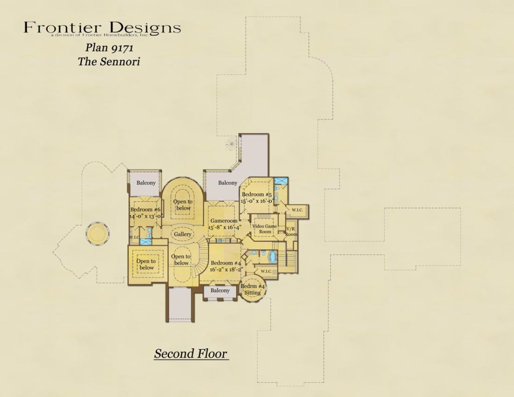 9171 Second Floor Sennori