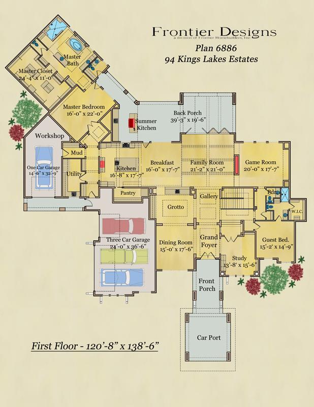 6886 First Floor