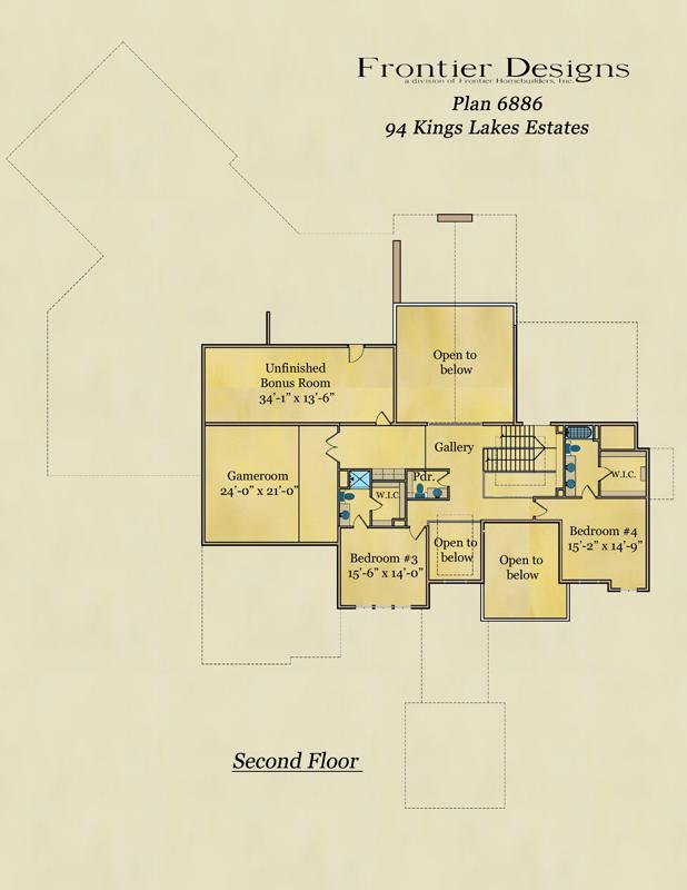 6886 Second Floor
