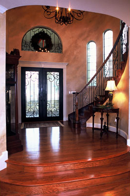 Callendar-Foyer