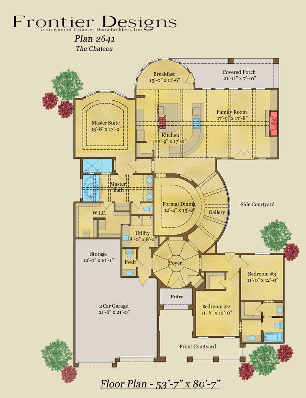 2641 First Floor