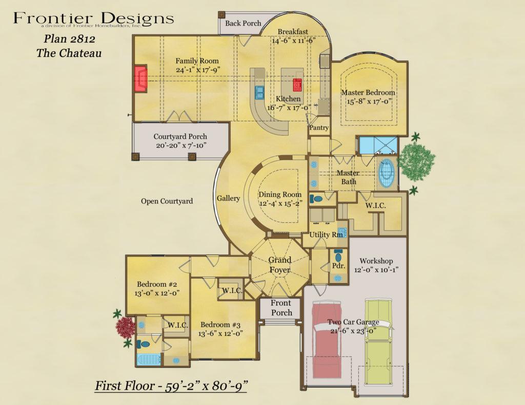 2812 First Floor