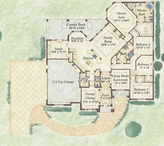 3260 First Floor