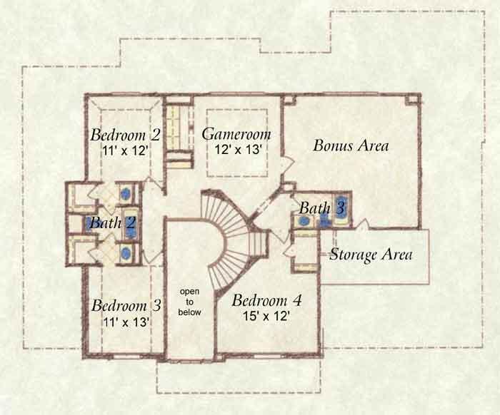 3450 Second Floor