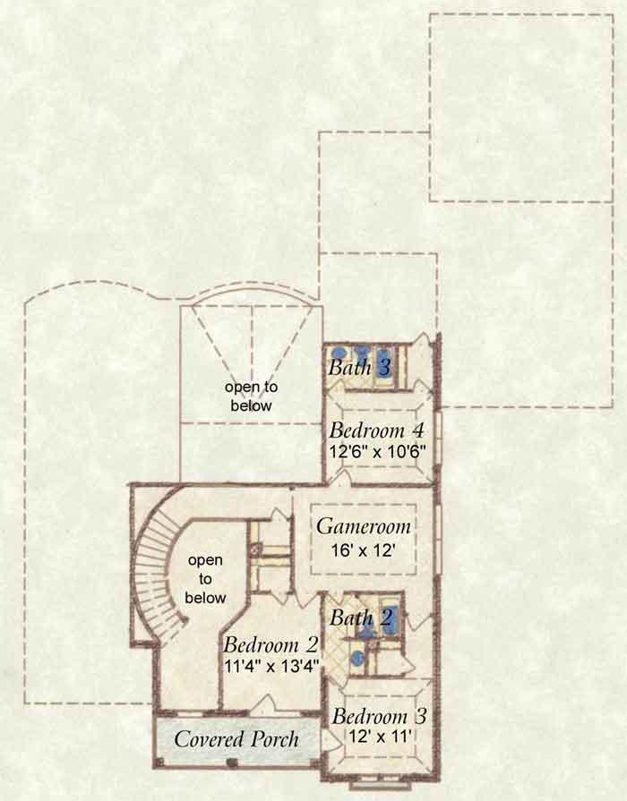 3477 Second Floor