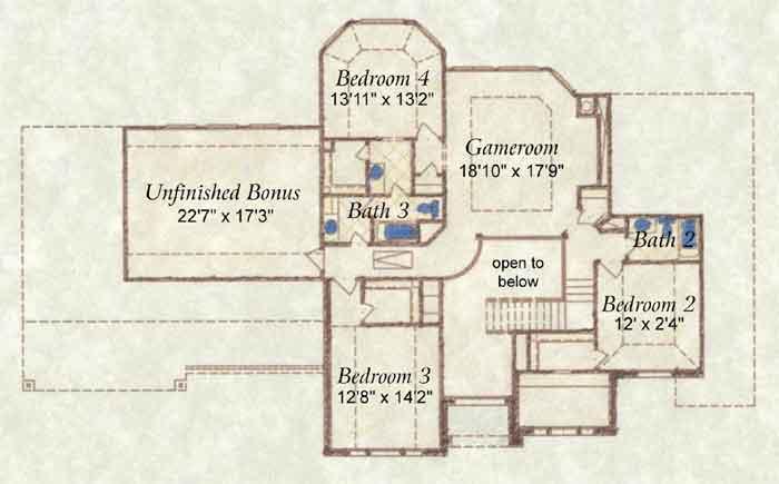 3502 Second Floor