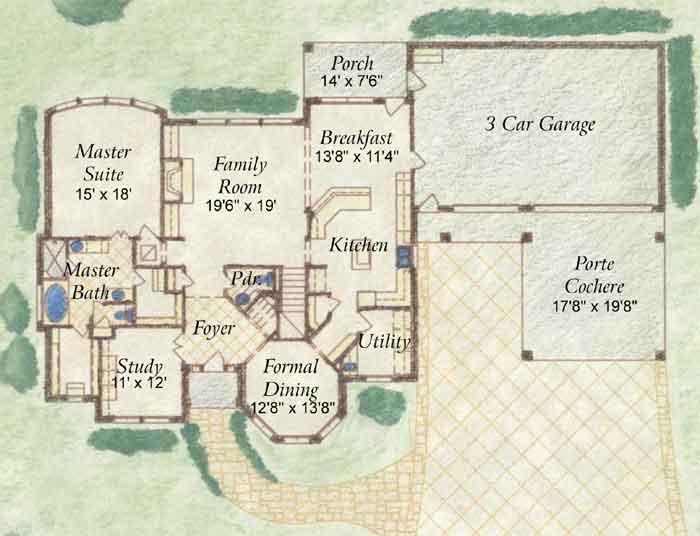 3568 First Floor