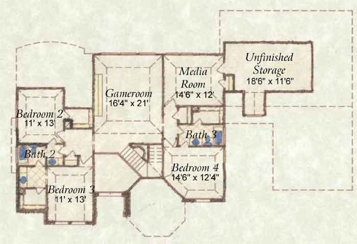 3568 Second Floor
