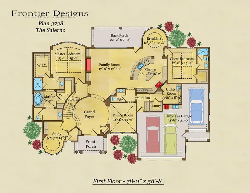 3738 First Floor