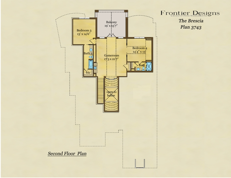 3743 Second Floor Brescia