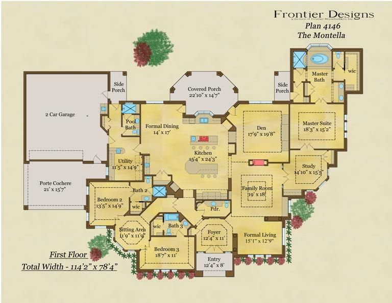 4146 First Floor Montella