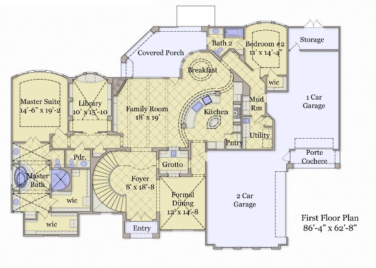 4398 First Floor