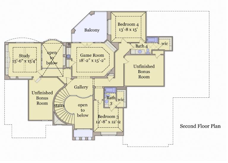 4398 Second Floor