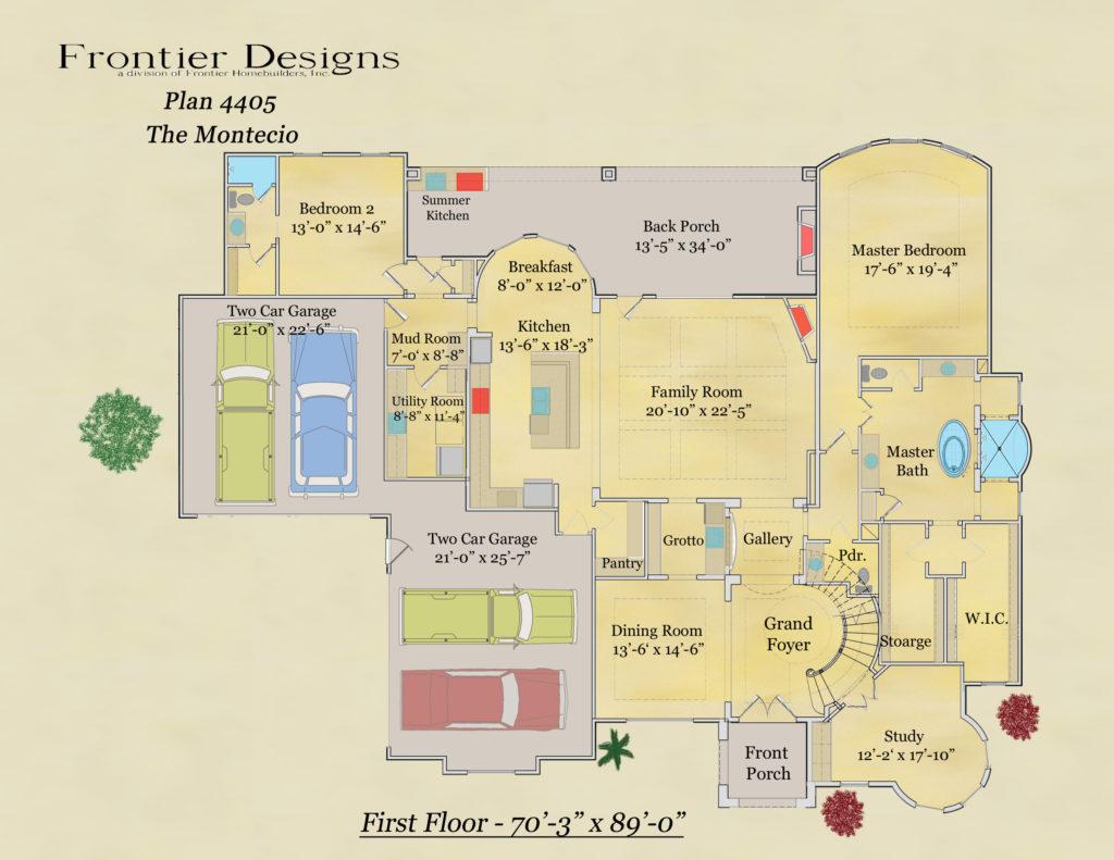 4405 First Floor Montecio