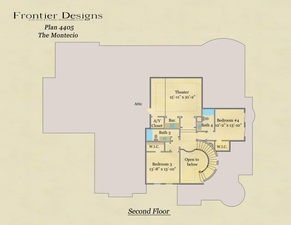 4405 Second Floor Montecio