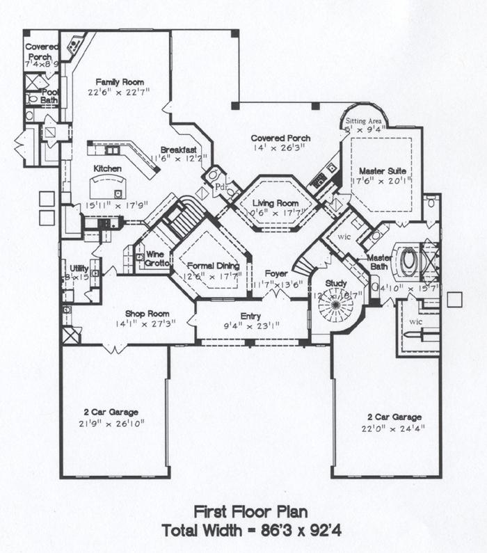 5128 First Floor