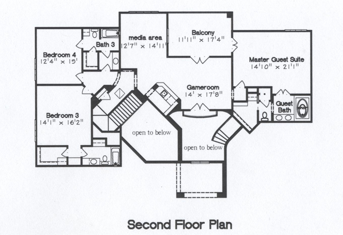 5128 Second Floor
