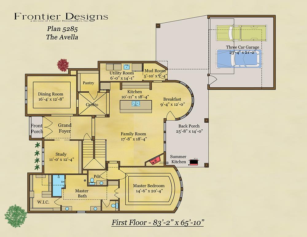 5285 First Floor Avella