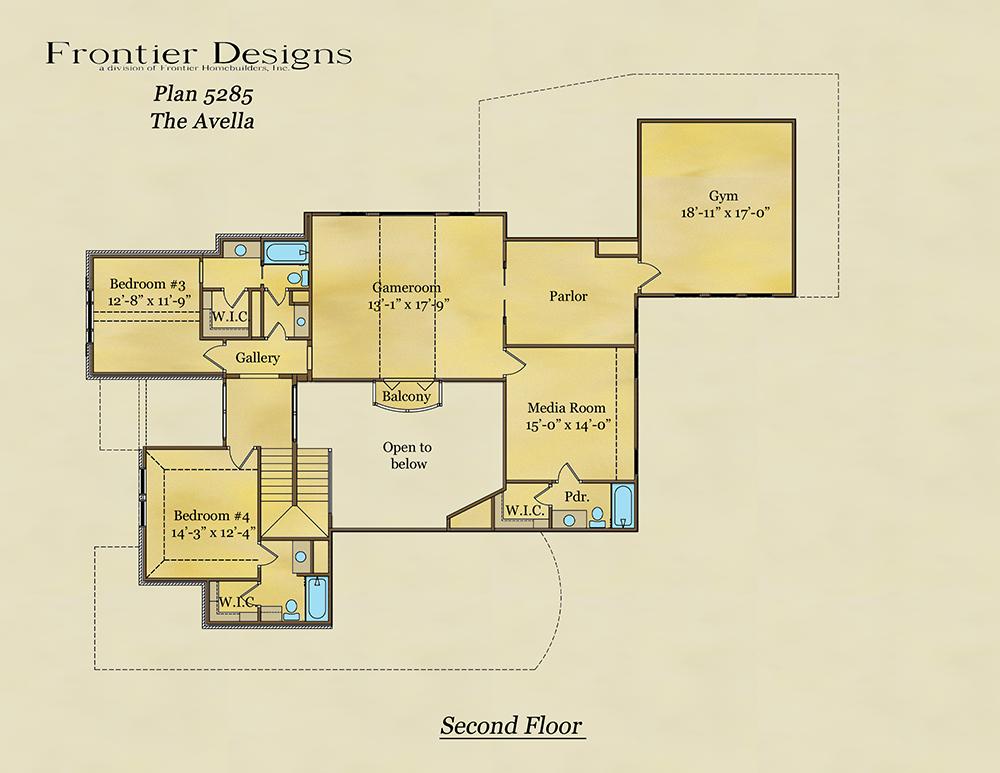 5285 Second Floor Avella