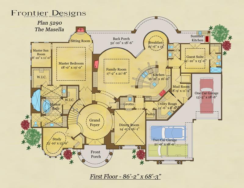 5290 First Floor Masella