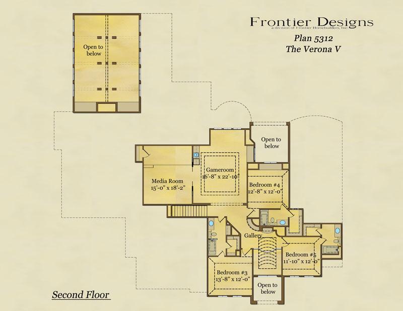 5312 Second Floor Verona V