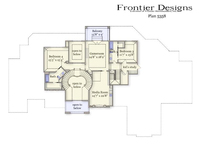 5358 Second Floor