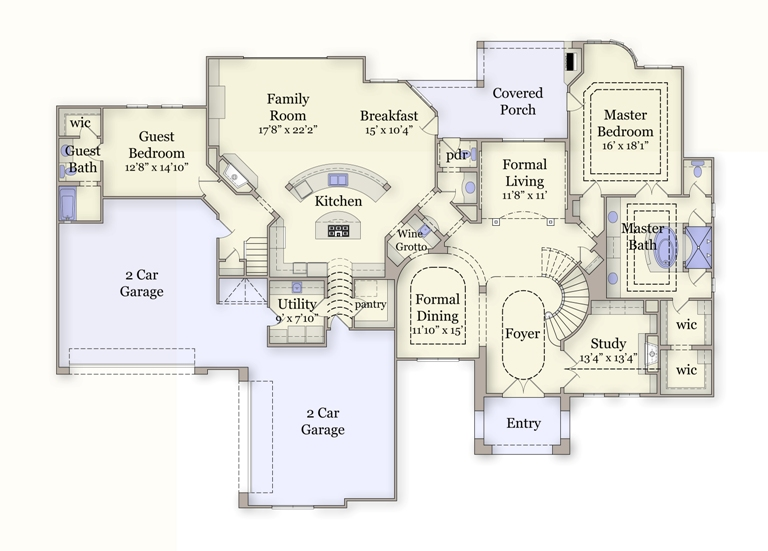 5380 First Floor Fiano II