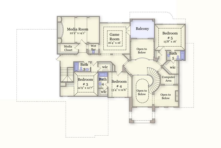 5380 Second Floor Fiano II