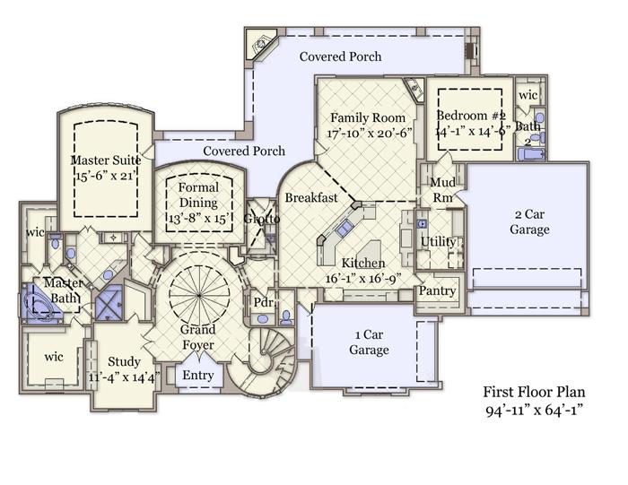5401 First Floor