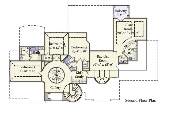5401 Second Floor
