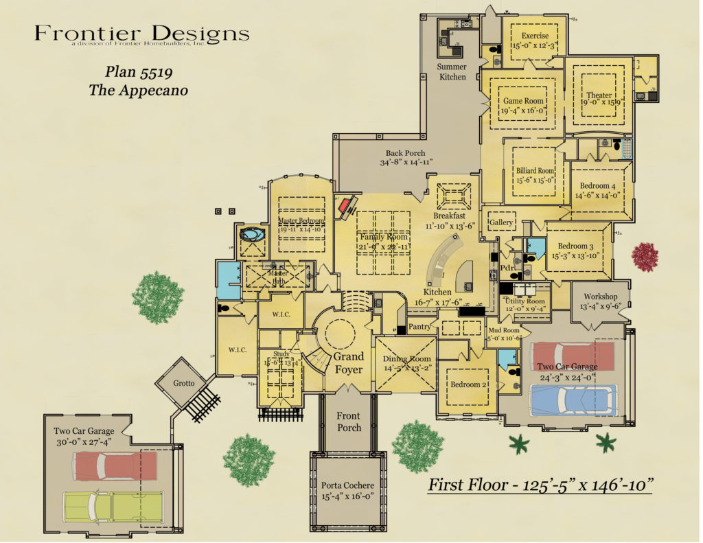 5519 First Floor Appecano