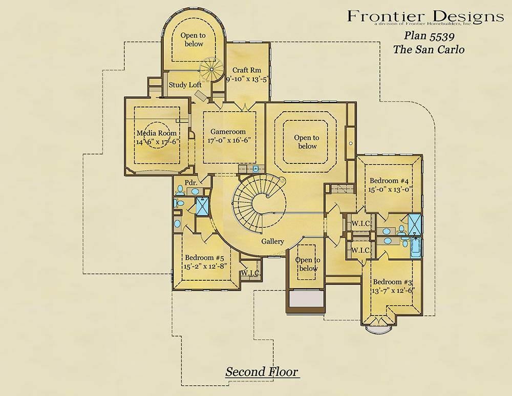 5539 Second Floor