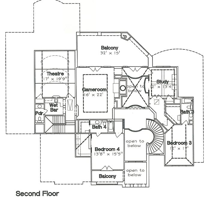 5681 Second Floor